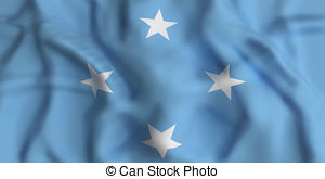 Federated states of micronesia clipart #5