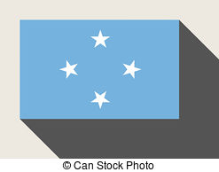 Flag federated states micronesia Illustrations and Clip Art. 183.