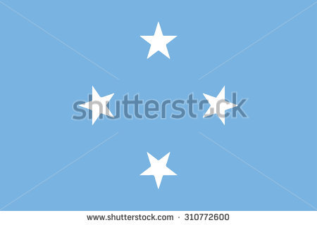 Federated states of micronesia clipart #20