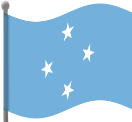Federated states of micronesia clipart #18