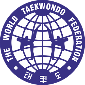 The World Taekwondo Federation Logo Vector (.CDR) Free Download.