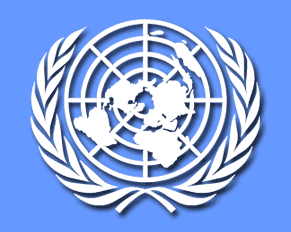 Was the Federation logo based on the UN logo?.
