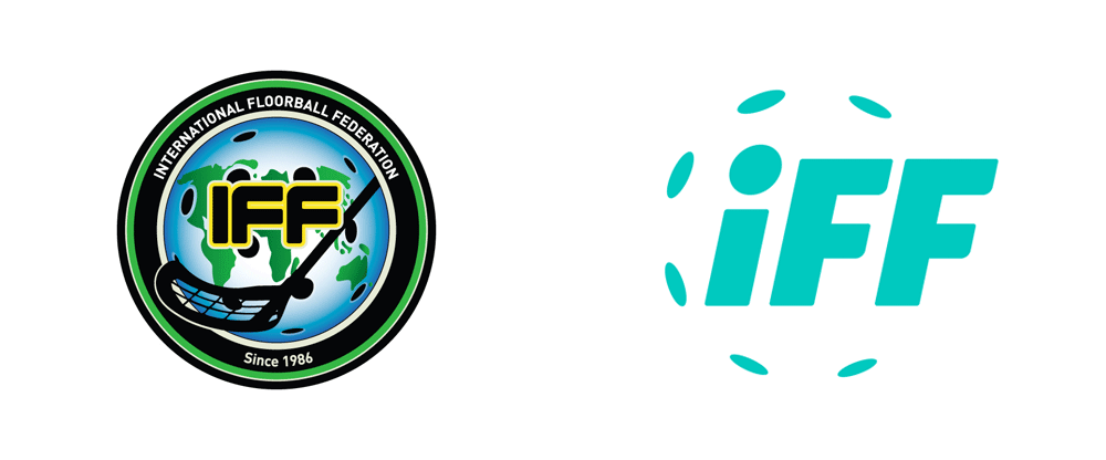 Brand New: New Logo and Identity for International Floorball.