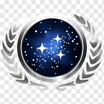 Blue Star, United Federation Of Planets, Star Trek.