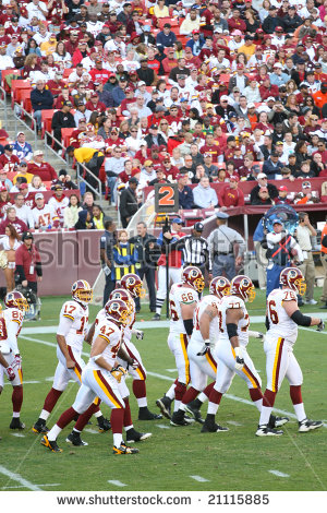 Fedex Field Stock Photos, Royalty.