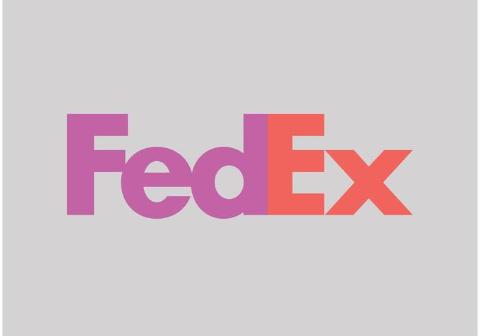 FedEx.