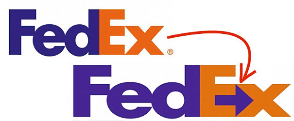 15 Logos With Hidden Secrets That You Probably Didn\'t Know.