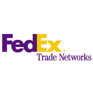 FEDEX TRADE NETWORKS 1994 LOGO VECTOR (AI).