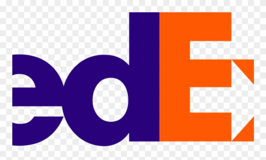 Transparente Fedex Logo Clipart (#564540).