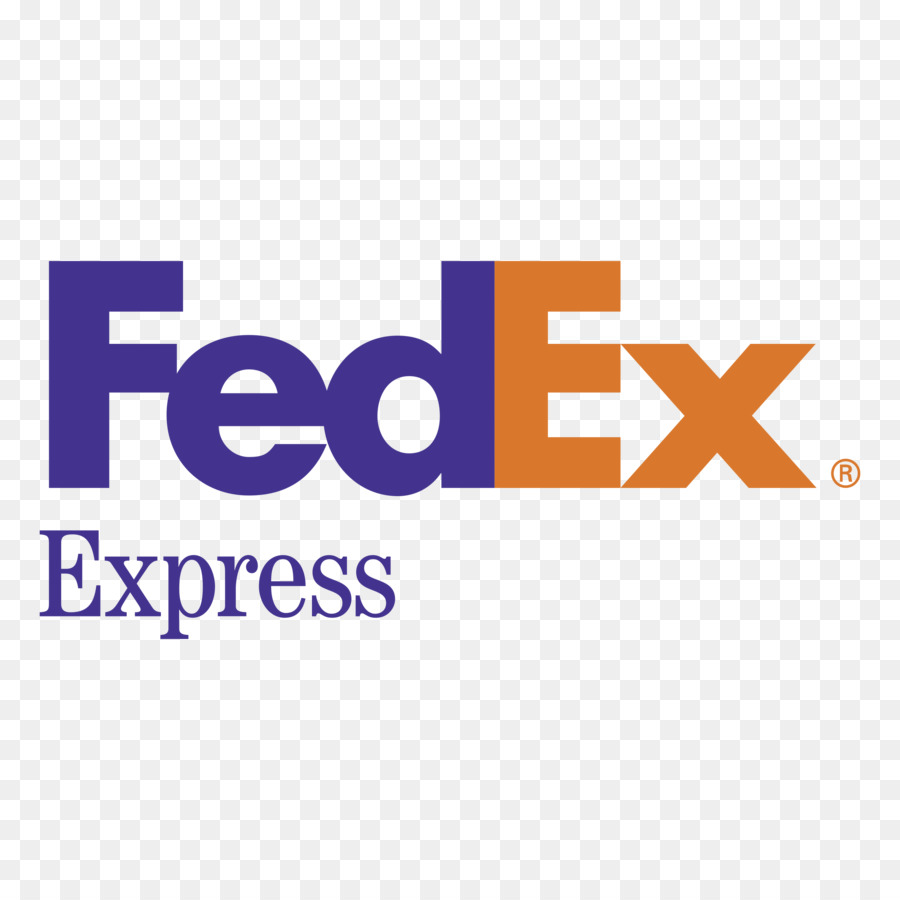Fedex Text png download.