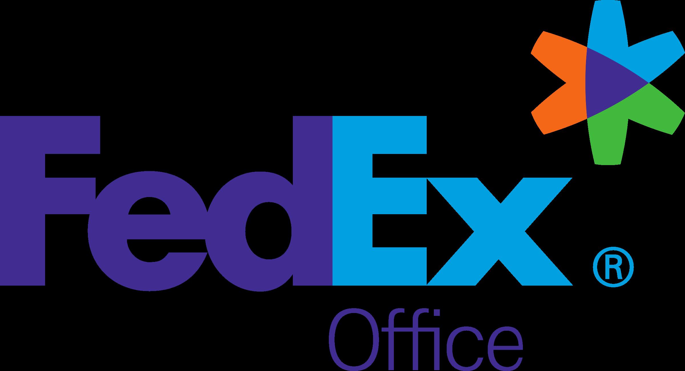 FedEx Office Logo PNG Transparent & SVG Vector.
