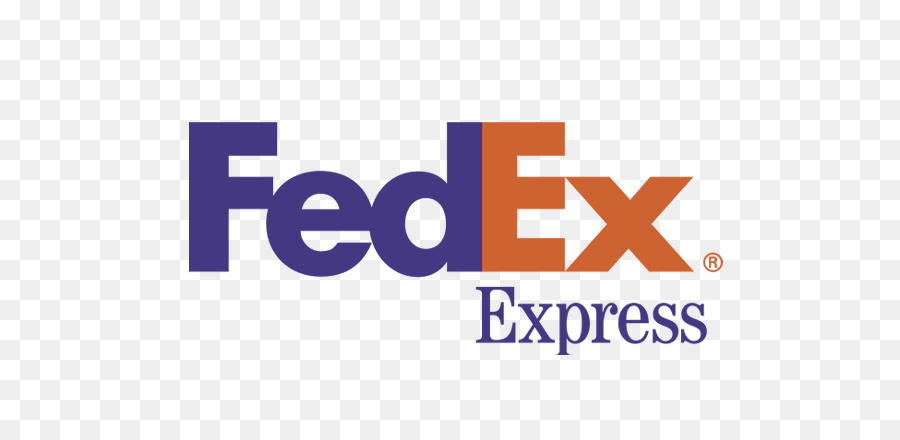 Fedex Text png download.
