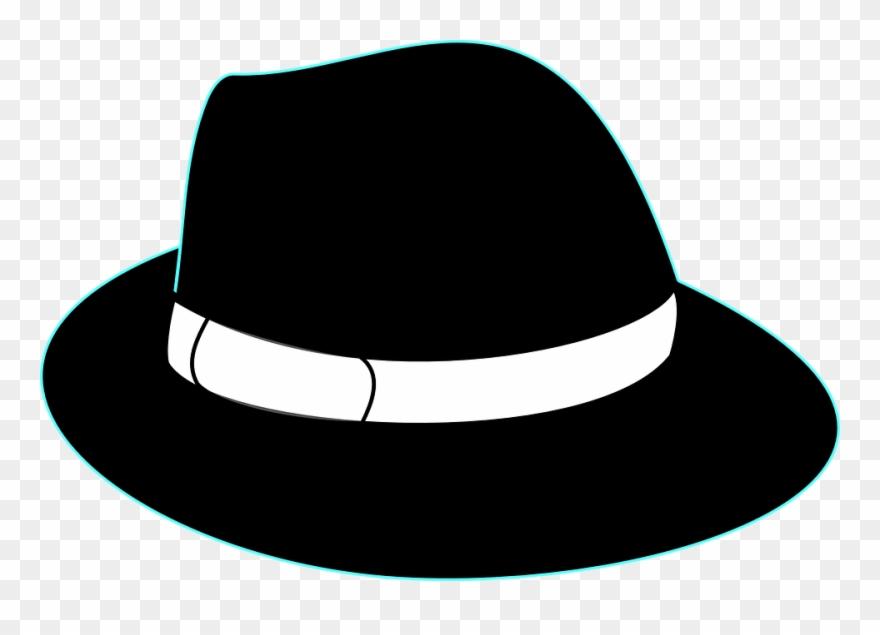 Fedora Hat Clip Art.