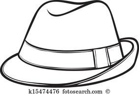 Fedora Clip Art and Illustration. 618 fedora clipart vector EPS.