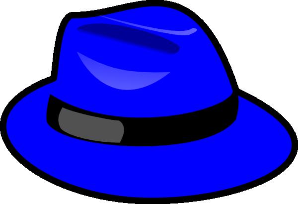 Fedora clip art.