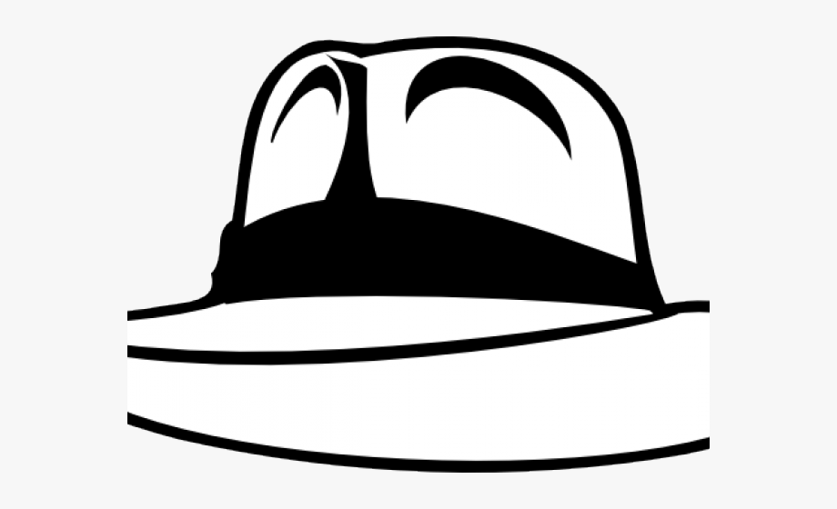 Whit Clipart Fedora.