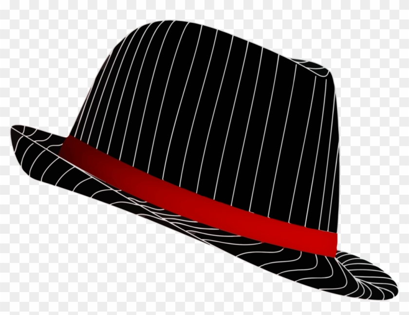 Fedora Hat Trilby Cap Download Free Commercial Clipart, HD Png.