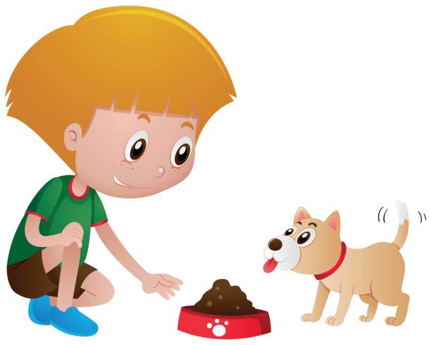Feed dog clipart 2 » Clipart Station.