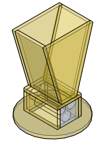 Building a Compact Crankandstein Mill Base and Hopper » SLO Brewer.