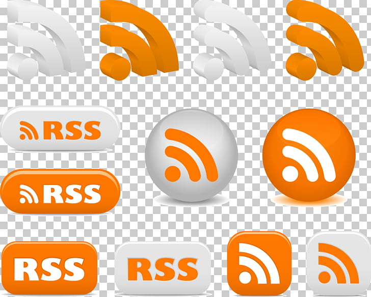 RSS Web feed Icon design Icon, radio signal pattern PNG.
