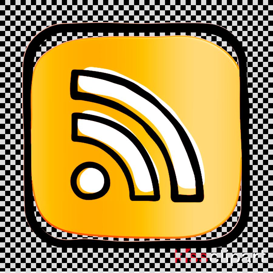 feed icon media icon rich site summary icon clipart.