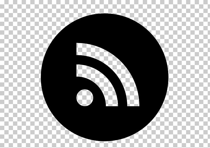 RSS Computer Icons Web feed Logo Social media, social media.