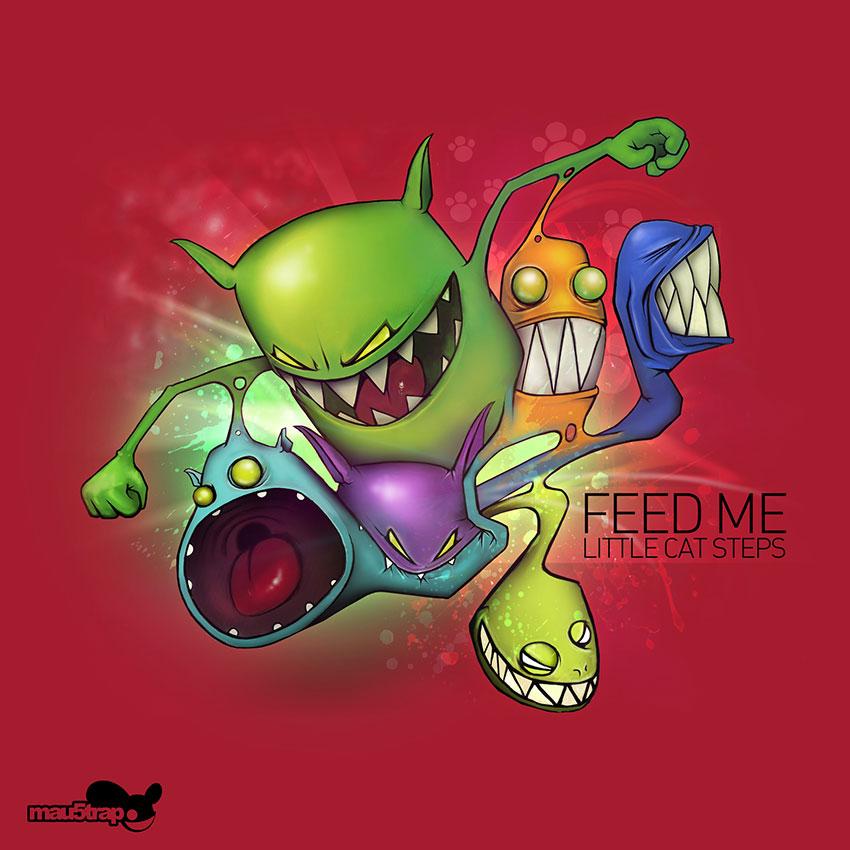 Feed Me / Fine Art Print / To The Stars.