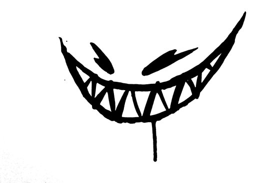 \'Feed Me Logo\' Poster by Wyllydd.