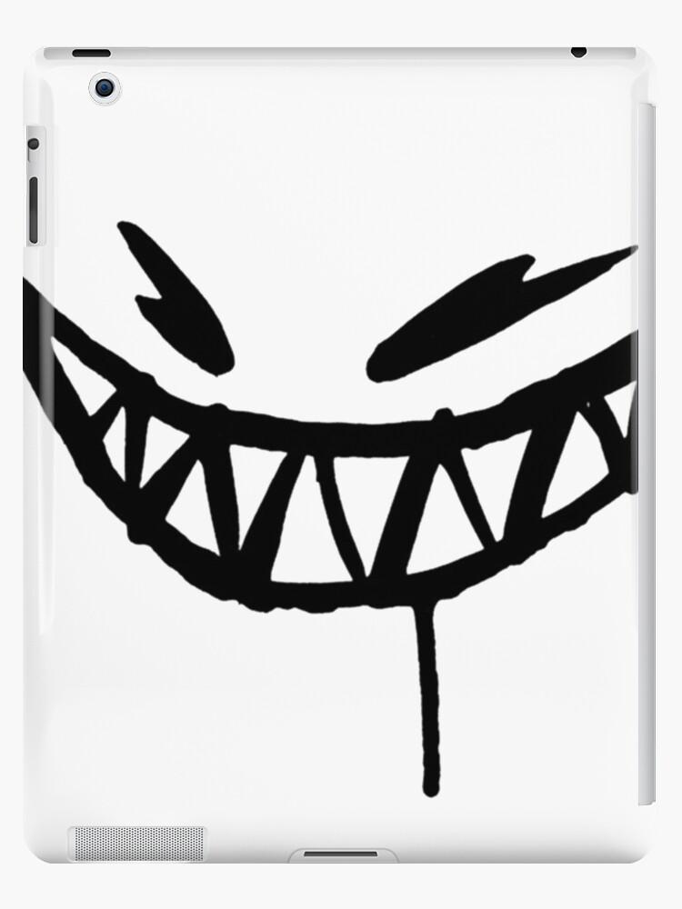 \'Feed Me Logo\' iPad Case/Skin by Wyllydd.