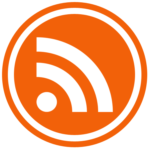 Feeds, rss icon.