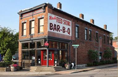 BBQ Restaurant Louisville, KY.
