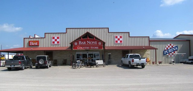Waco Feed store and country store :: Bar None Country Store.