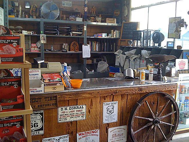 Whittier Feed Store in Whittier, CA.