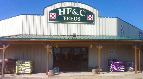 HF&C Feeds Inc..