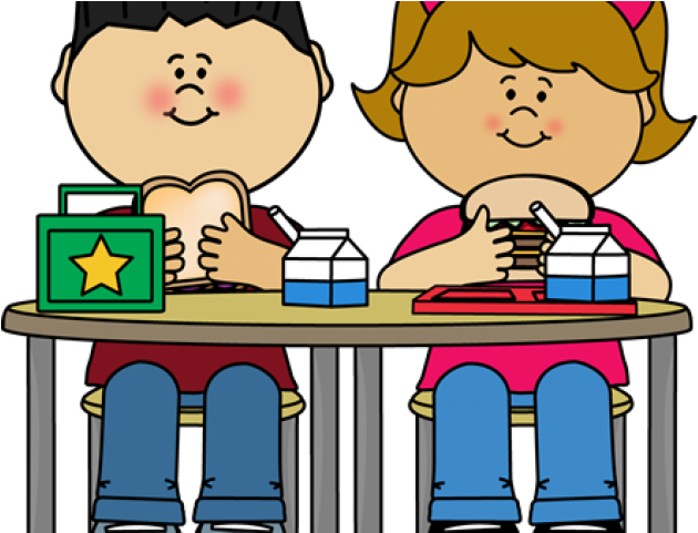 Diner Clipart School Feeding Program.