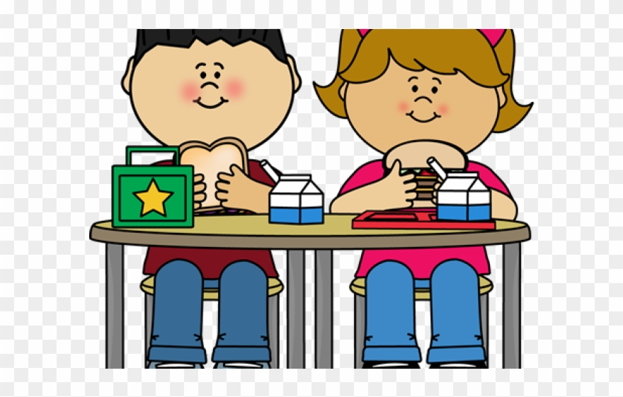 Diner Clipart School Feeding Program.