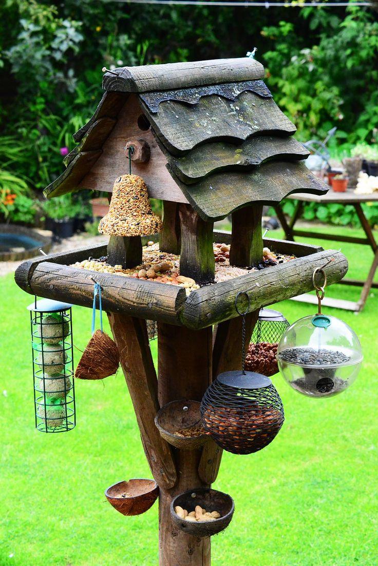 1000+ ideas about Bird Feeding Station on Pinterest.