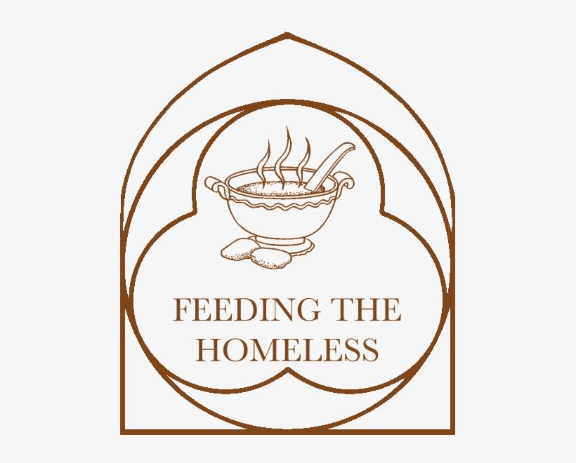 Feeding The Homeless.