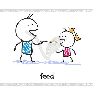 Feeds clipart.
