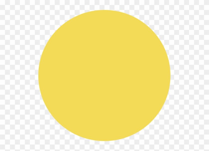 Grey Yellow Circle Logo.