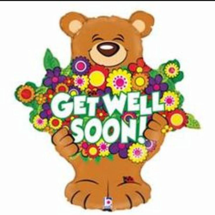 Free Get Well Soon Images.