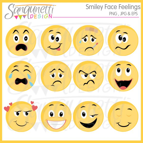 Feelings Clipart.