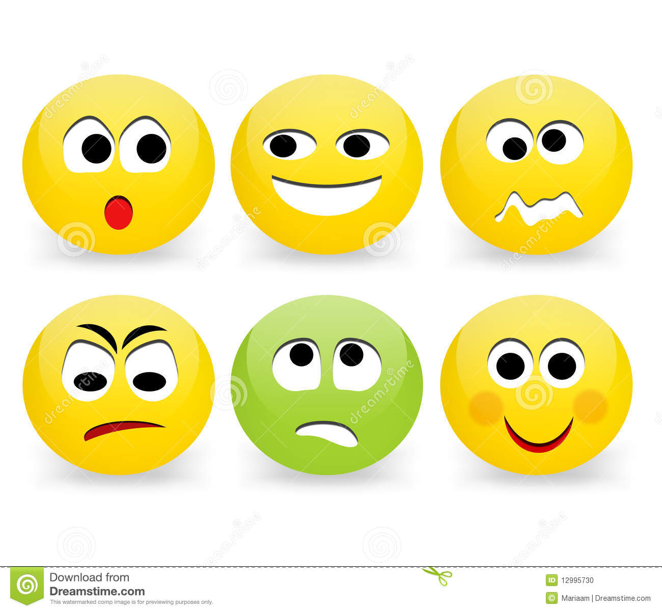Feelings Clip Art Free.