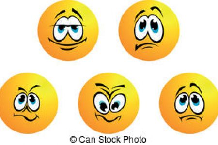 Collection of Feelings clipart.