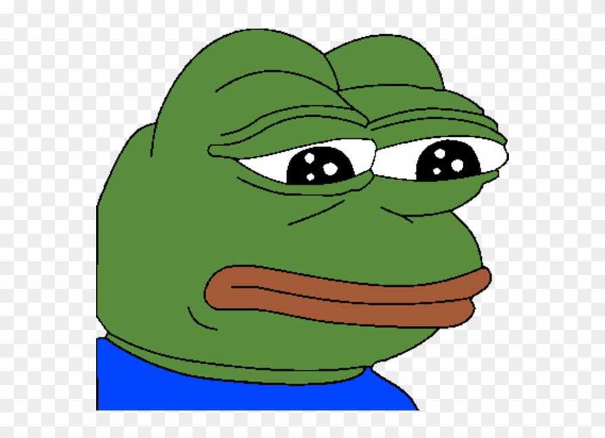 Feels Bad Man / Sad Frog.