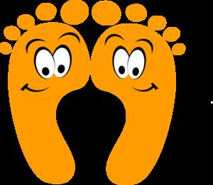 Feet images clip art.