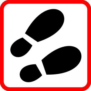 Footprint Clip Art Download.