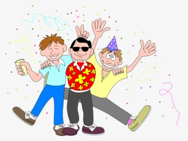 Party People PNG Images, Free Transparent Party People.