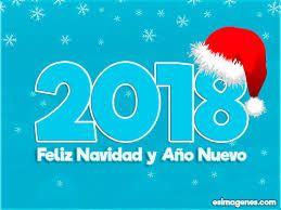 Resultado de imagen de felices fiestas 2018 y feliz navidad.