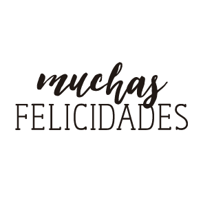 Muchas felicidades png 2 » PNG Image.